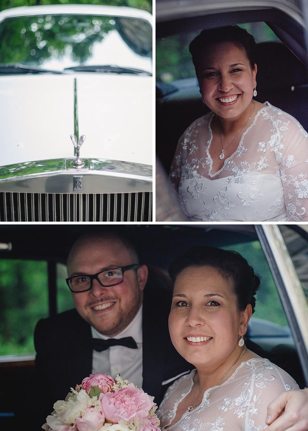 Hochzeit, Hochzeitsfotografie, Astrid Ebert Fotografie, Hochzeitfotograf Aachen, Salvatorkirche Aachen, Brautpaar, kirchliche Trauung, Brautauto, Hochzeitswagen, Abfahrt