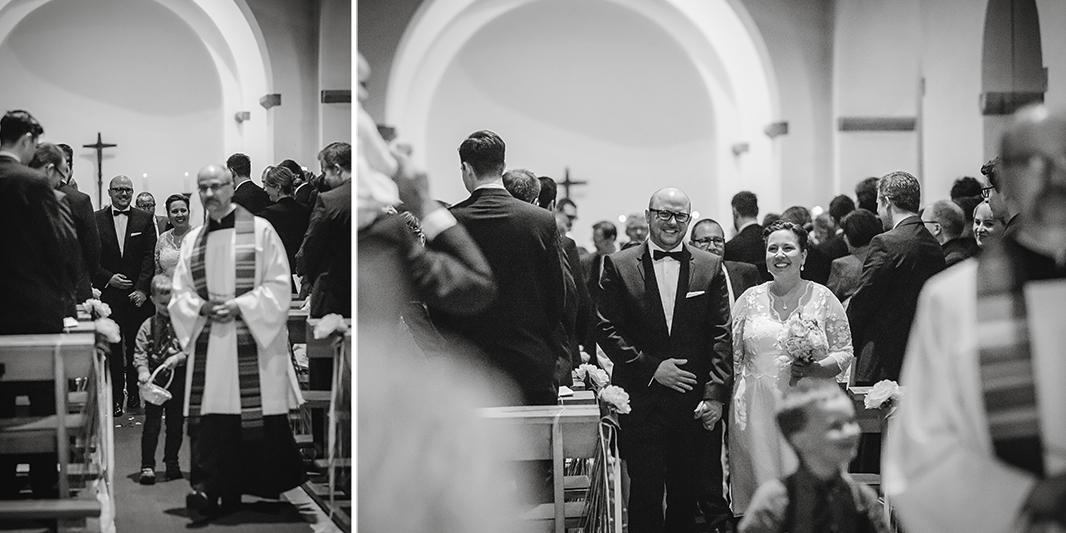 Hochzeit, Hochzeitsfotografie, Astrid Ebert Fotografie, Hochzeitfotograf Aachen, Salvatorkirche Aachen, Brautpaar, kirchliche Trauung, Auszug aus der Kirche