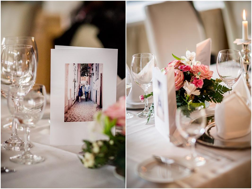 Hochzeit, Köln, Haus am See, Decksteiner Weiher, Hochzeitsfotografie, Hochzeitsfoto, Hochzeitsreportage, Tischdekoration