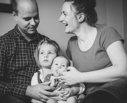 Familienbilder Zuhause von Astrid Ebert Fotografie