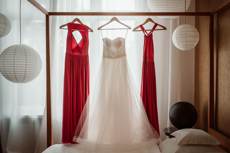 Getting Ready | Brautkleid | Hochzeitsfotograf Aachen
