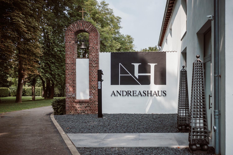 Andreashaus Niederzier | Hochzeitsfotograf Aachen