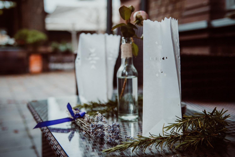 Details Hochzeitsdekoration | Hochzeitsfotograf Aachen