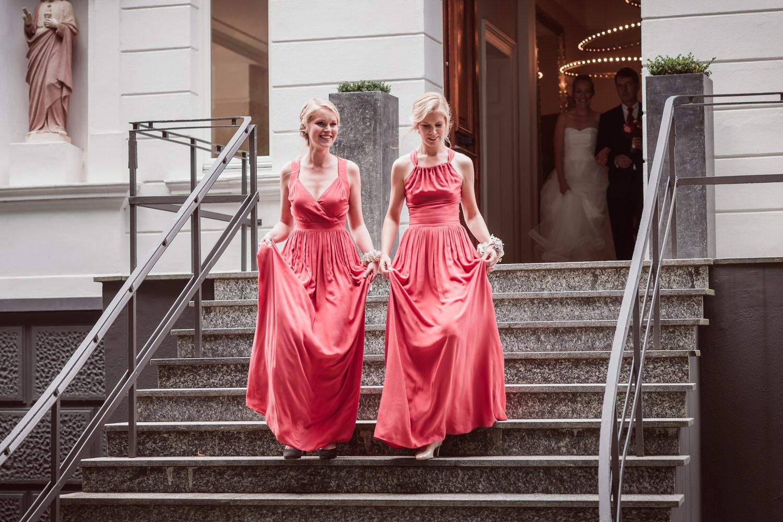 Einzug Braut | Hochzeitsfotograf Aachen
