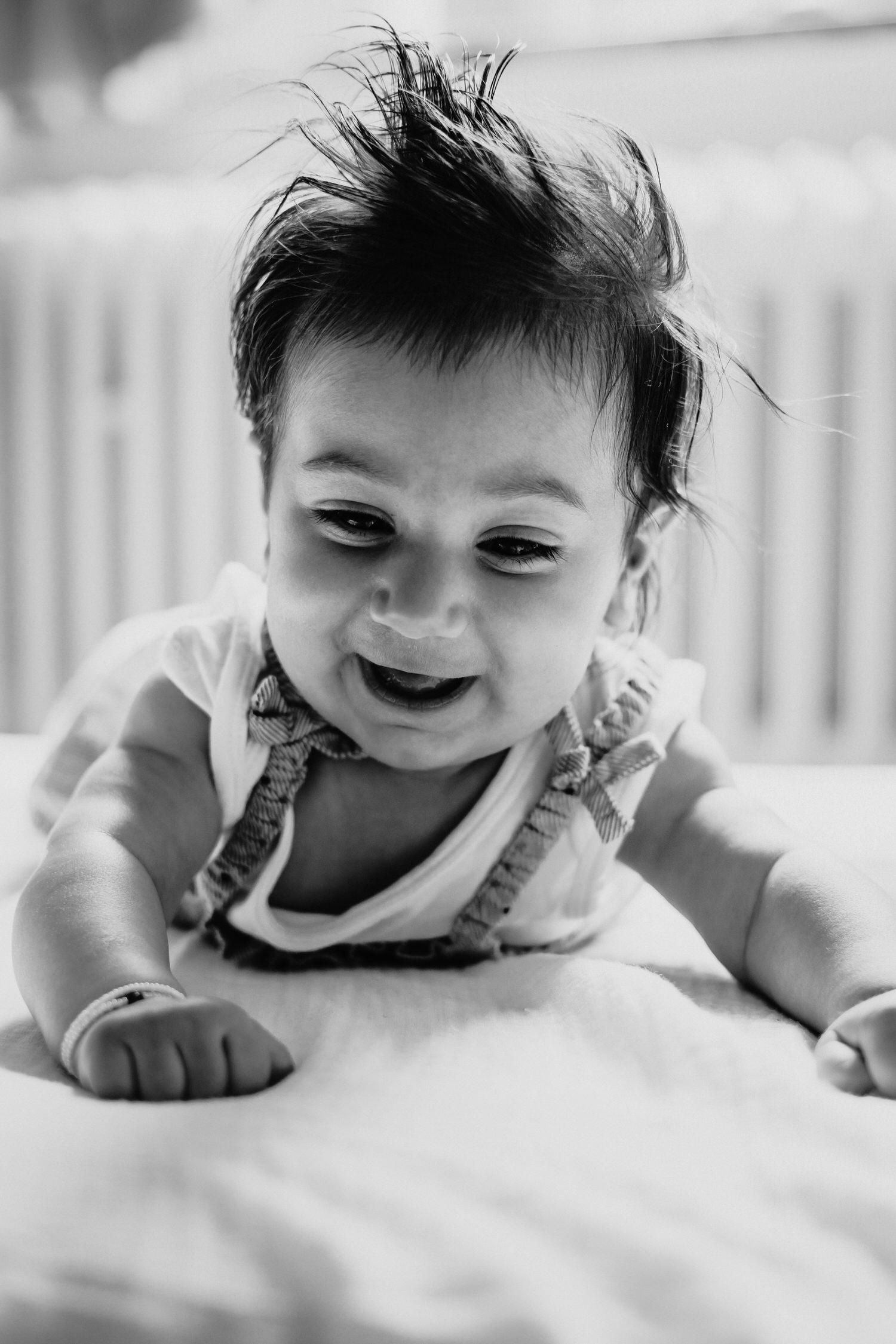 Baby mit 3 Monaten