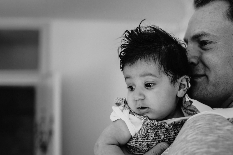 Babyshooting mit 3 Monaten