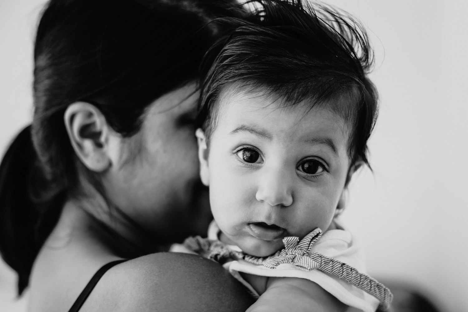 Babybilder mit 3 Monaten