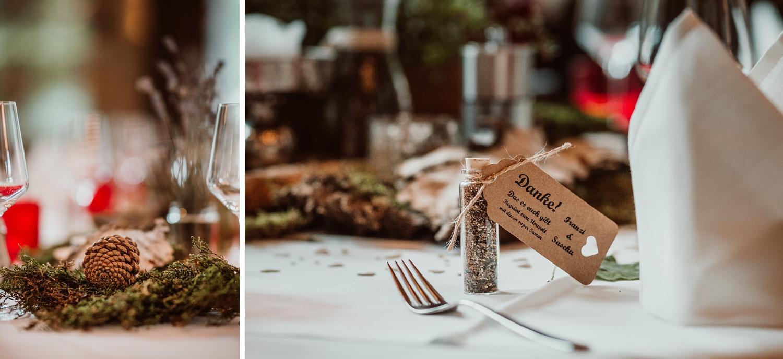 Details Dekoration Hochzeit | Hochzeitsfotograf Aachen