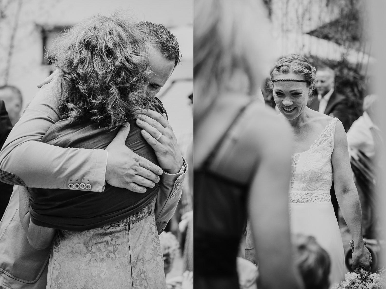 Momentaufnahmen einer Hochzeit
