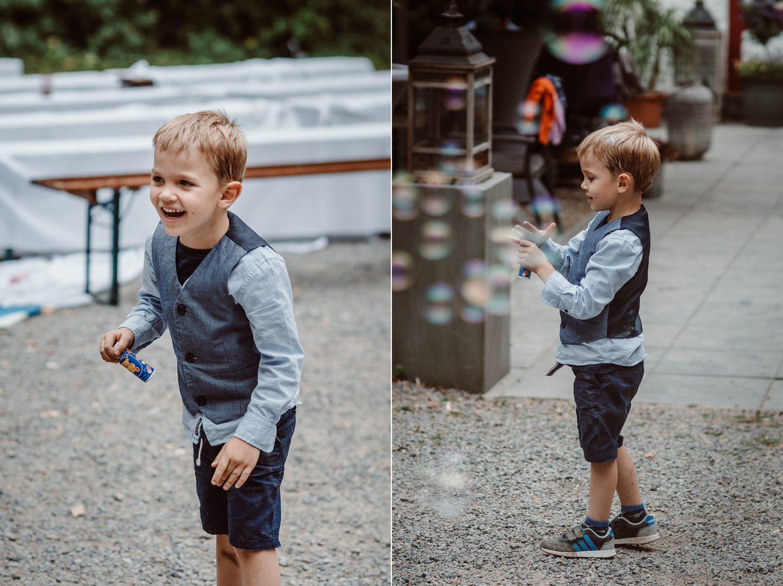 Kinderbilder bei Hochzeiten