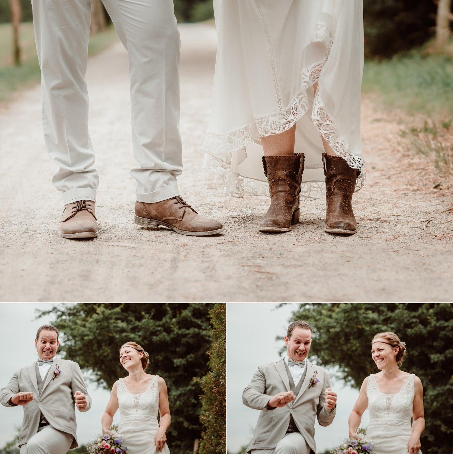 ausgefallende Hochzeitschuhe