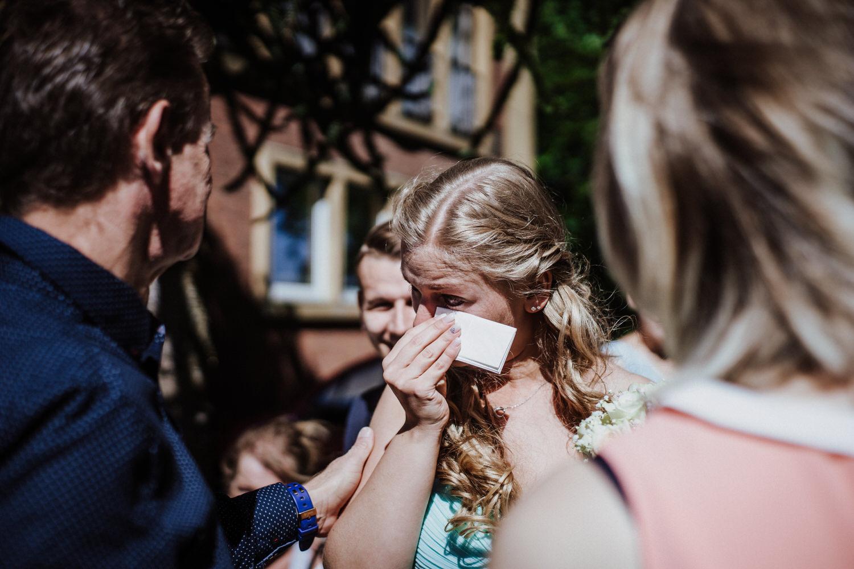 Emotionen zur Hochzeit