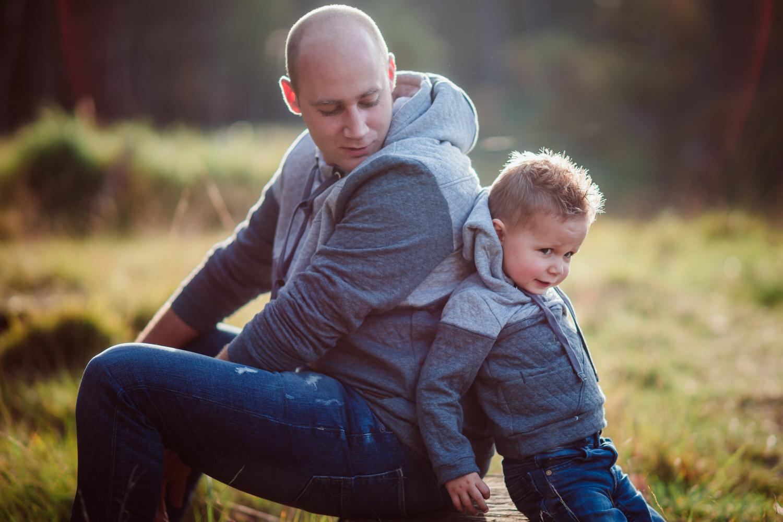 Vater und Sohn | Familienfotografie Aachen
