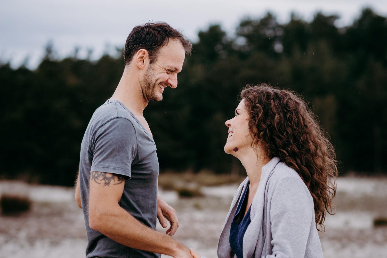 lebendige Paarfotografie