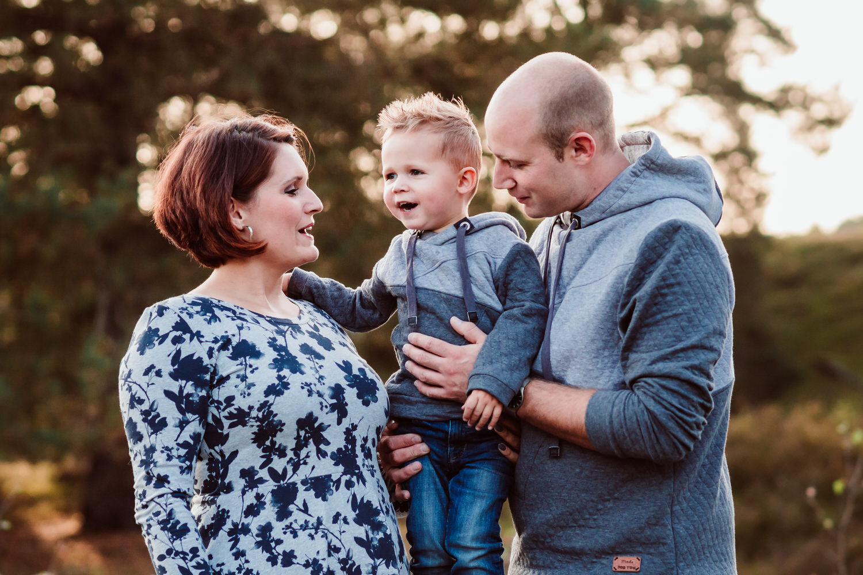 Familienfotos in der Natur | Familienfotografie Aachen