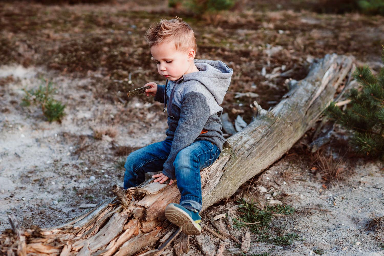 Kinderfotos in der Natur | Familienfotografie Aachen