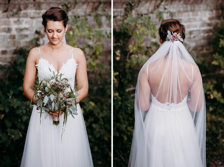 Brautstrauss | Blumenschmuck Braut | Hochzeitsfotografie Aachen
