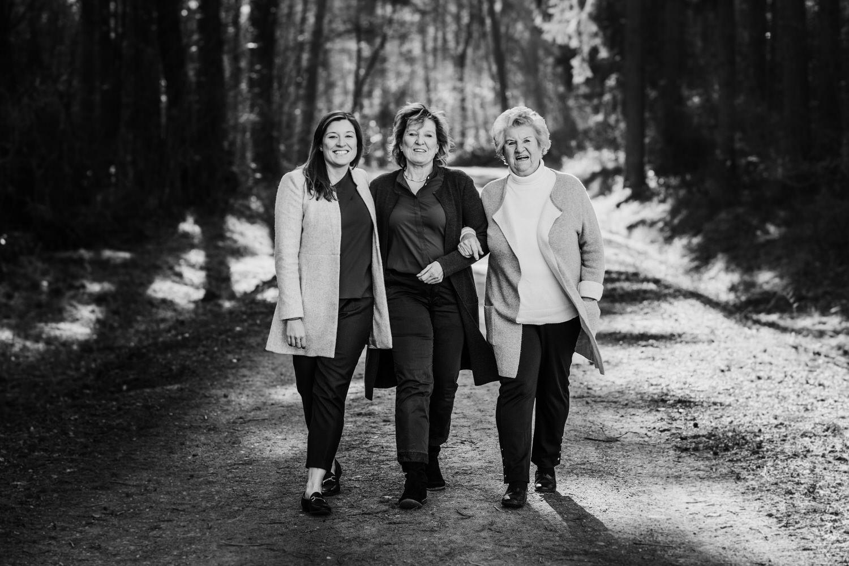 Starke Frauen - 3 Generationen