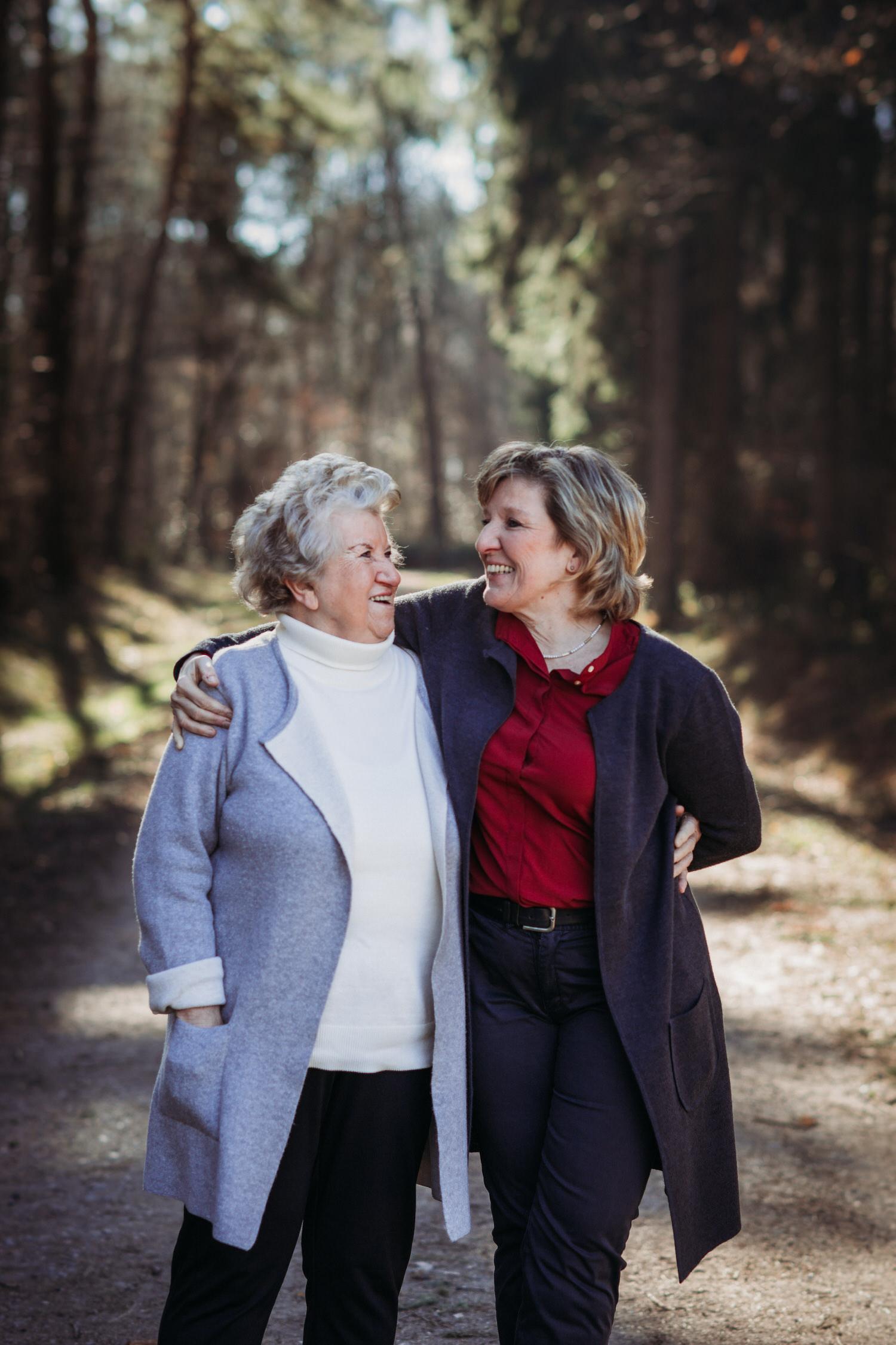 Mutter und Tochter - Starke Liebe für immer