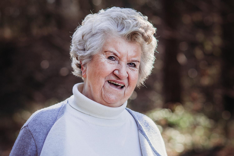 Portraitbilder Großmutter
